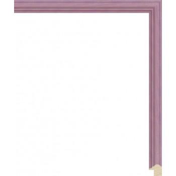 RS073.0.184 Деревянный багет фиолетовый