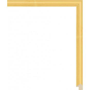 RS073.0.189 Деревянный багет жёлтый
