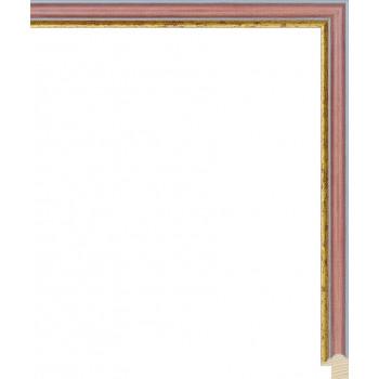 RS073.0.201 Деревянный багет розовый