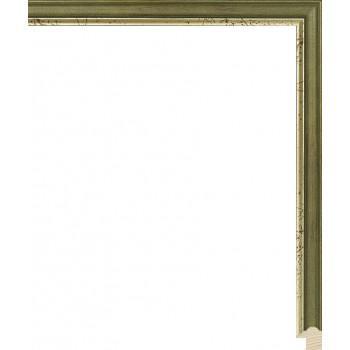 RS073.0.203 Деревянный багет зелёный