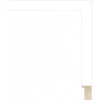 RS079.0.074 Деревянный багет белый