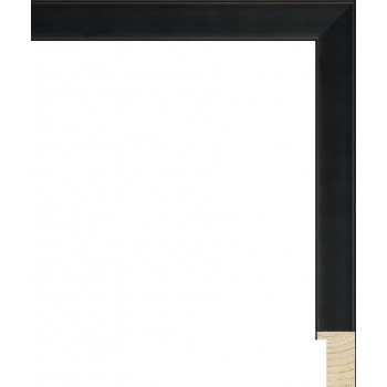 RS079.0.177 Деревянный багет чёрный