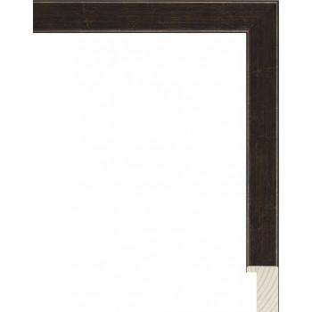 RS079.0.296 Деревянный багет коричневый