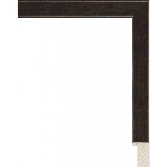 RS079.0.296 Деревянный багет коричневый в интернет-магазине ROSESTAR фото