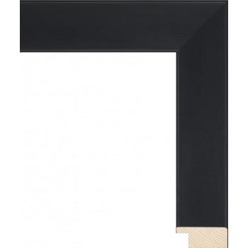 RS092.0.177 Деревянный багет чёрный