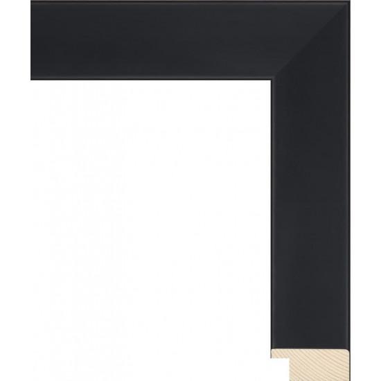 RS092.0.177 Деревянный багет чёрный в интернет-магазине ROSESTAR фото
