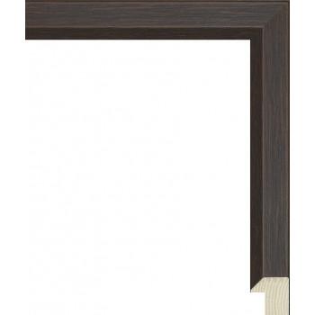 RS096.0.198 Деревянный багет коричневый