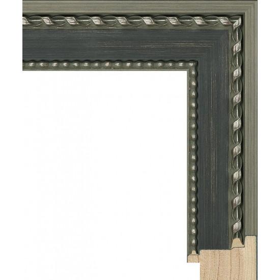 RS097.1.617 Деревянный багет серый в интернет-магазине ROSESTAR фото