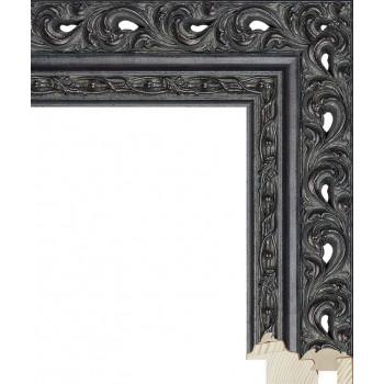 RS114.1.215 Деревянный багет чёрный