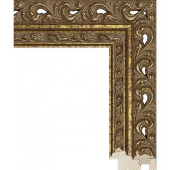 RS114.1.304 Деревянный багет бронзовый