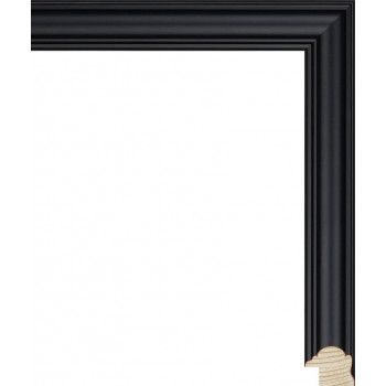 RS117.0.177 Деревянный багет чёрный