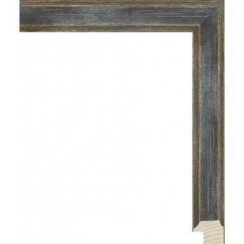 RS119.0.366 Деревянный багет коричневый