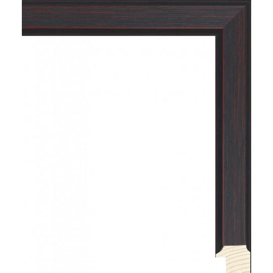 RS119.0.368 Деревянный багет чёрный в интернет-магазине ROSESTAR фото