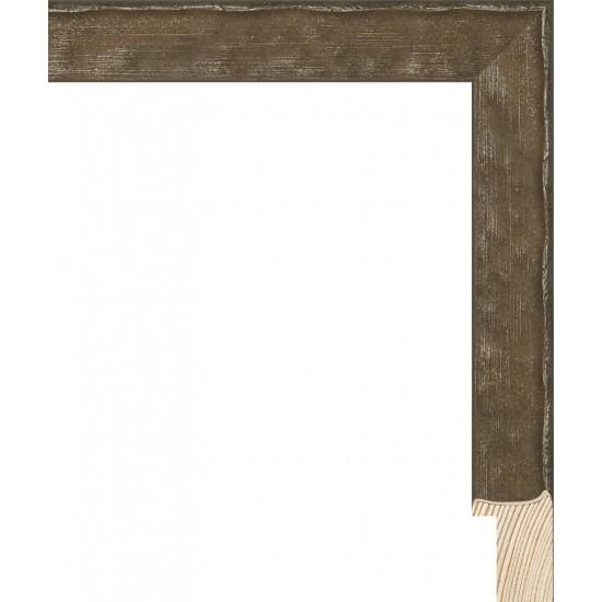 RS126.1.472 Деревянный багет коричневый в интернет-магазине ROSESTAR фото
