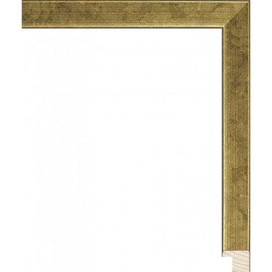 RS127.0.088 Деревянный багет золотой в интернет-магазине ROSESTAR фото
