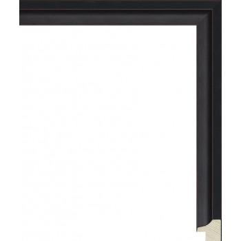RS128.0.368 Деревянный багет чёрный