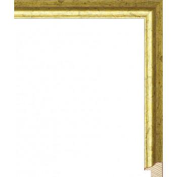 RS128.0.621 Деревянный багет золотой