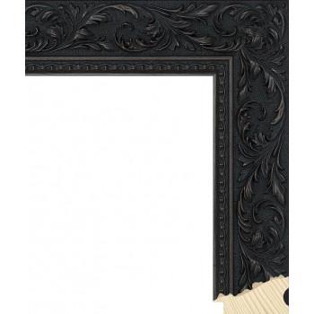 RS131.2.498 Деревянный багет чёрный