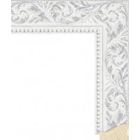 RS131.2.502 Деревянный багет белый