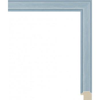 RS137.0.402 Деревянный багет голубой