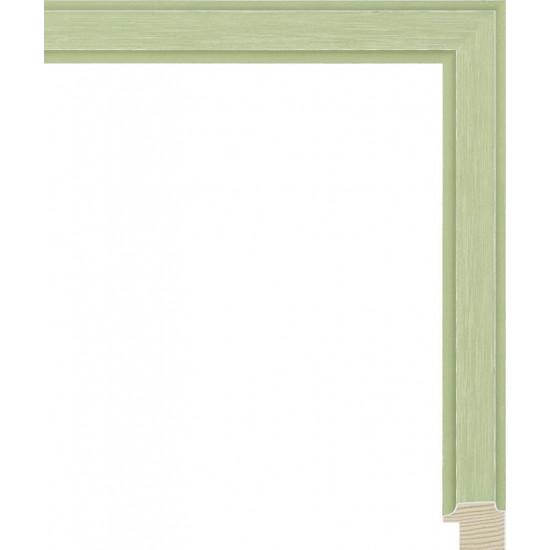 RS137.0.409 Деревянный багет зелёный в интернет-магазине ROSESTAR фото