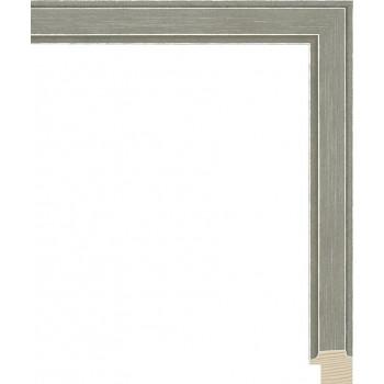 RS137.0.423 Деревянный багет серый