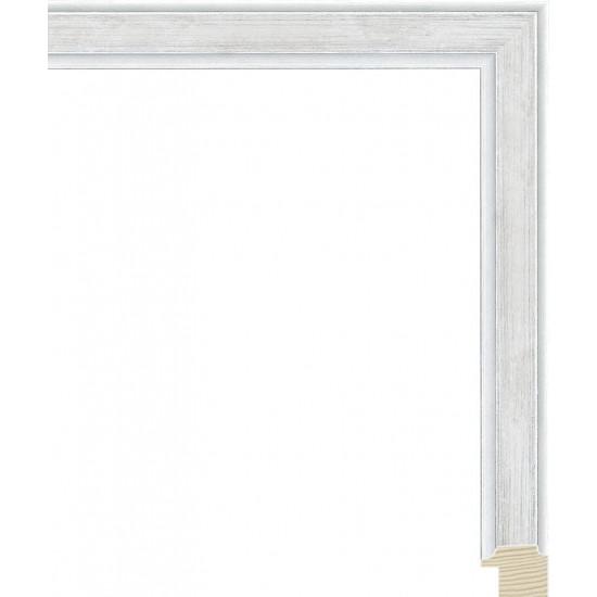 RS137.0.428 Деревянный багет серебряный в интернет-магазине ROSESTAR фото