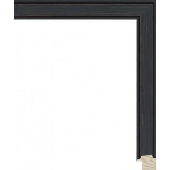 RS137.0.434 Деревянный багет чёрный