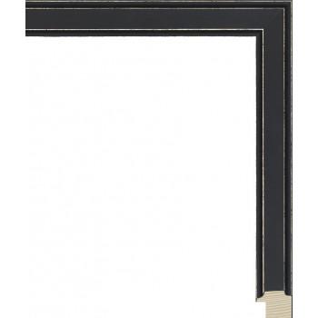 RS137.0.437 Деревянный багет чёрный
