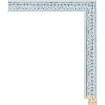 RS140.1.515 Деревянный багет голубой