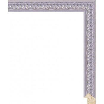 RS140.1.517 Деревянный багет фиолетовый
