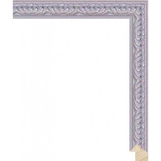 RS140.1.517 Деревянный багет фиолетовый в интернет-магазине ROSESTAR фото
