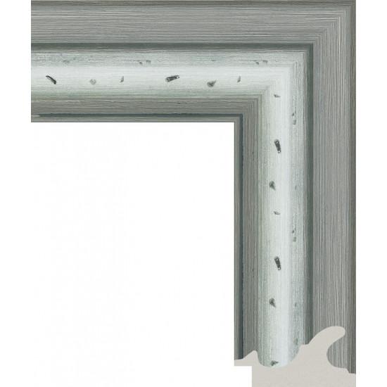 106.RS60.076 Пластиковый багет Серый в интернет-магазине ROSESTAR фото