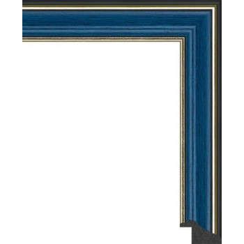 125N.RS.035 Пластиковый багет Синий