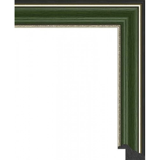 125N.RS.036 Пластиковый багет Зеленый в интернет-магазине ROSESTAR фото