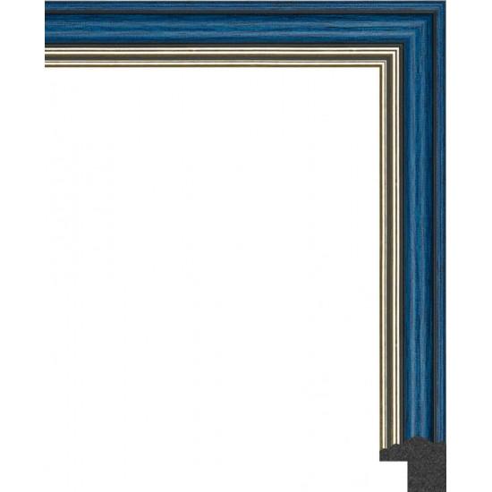 135N.RS.035 Пластиковый багет Синий в интернет-магазине ROSESTAR фото