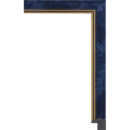 135N.RS.397 Пластиковый багет Синий в интернет-магазине ROSESTAR фото