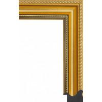 176N.RS.492 Пластиковый багет Золотой