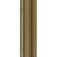 176N.RS.005 Пластиковый багет Коричневый