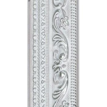 219.RS42.501 Пластиковый багет Серебряный