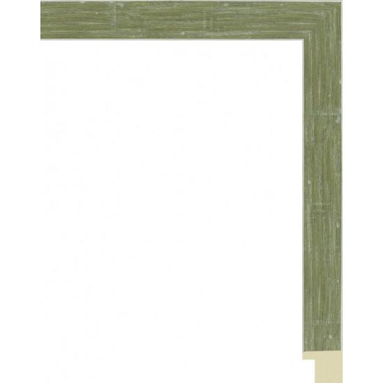 222.RS20.640 Пластиковый багет Зеленый в интернет-магазине ROSESTAR фото