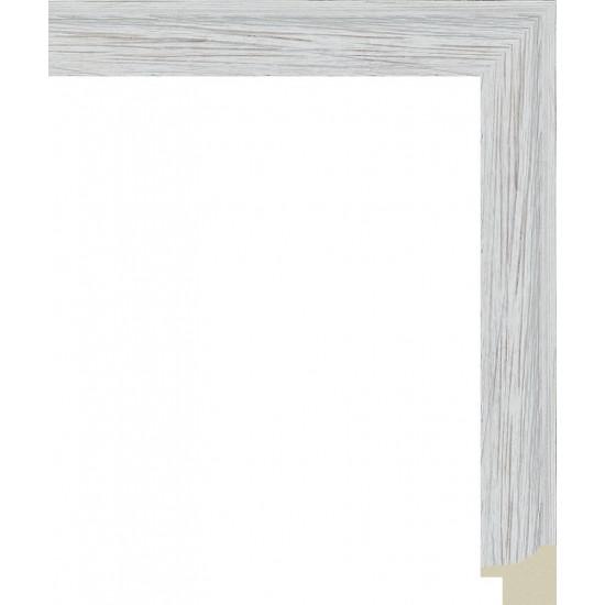 239.RS25.964 Пластиковый багет Белый в интернет-магазине ROSESTAR фото
