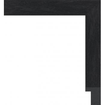 243.RS27.294 Пластиковый багет Черный