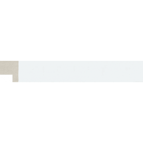 243.RS27.700 Пластиковый багет Белый в интернет-магазине ROSESTAR фото