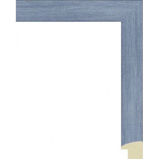 289.RS25.692 Пластиковый багет Синий в интернет-магазине ROSESTAR фото