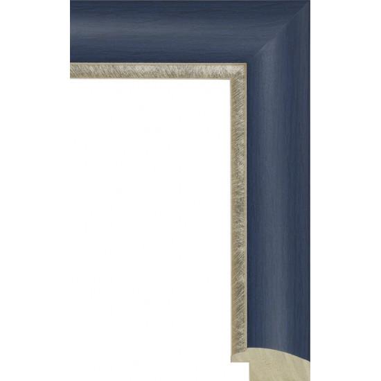 291.RS.059.1 Пластиковый багет Синий в интернет-магазине ROSESTAR фото