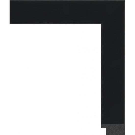314.RS.700 Пластиковый багет Черный в интернет-магазине ROSESTAR фото