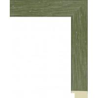 381.RS29.642 Пластиковый багет Зеленый