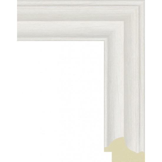 477.RS48.400 Пластиковый багет Белый в интернет-магазине ROSESTAR фото