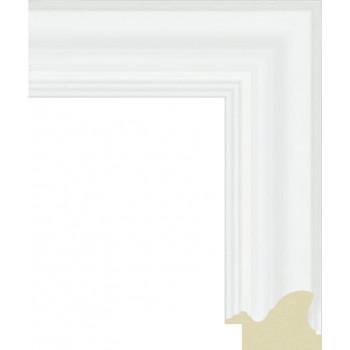 548.RS54.700 Пластиковый багет Белый